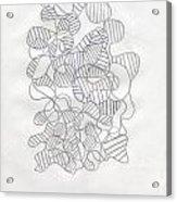 Abstract 77 Acrylic Print