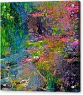 Abstract 86 Acrylic Print