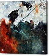 Abstract 881101 Acrylic Print