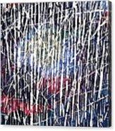 Abstract Acrylic  Acrylic Print