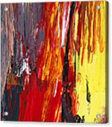 Abstract - Acrylic - Rising Power Acrylic Print by Mike Savad