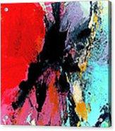 Abstract Admixture Acrylic Print