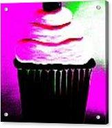 Abstract Cupcakes By Shawna Erback Acrylic Print