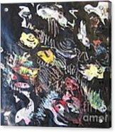 Abstract Fish212 Acrylic Print