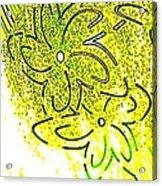 Abstract Fusion 107 Acrylic Print