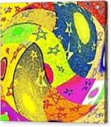 Abstract Fusion 110 Acrylic Print