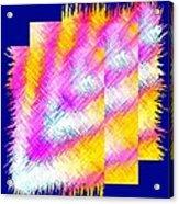 Abstract Fusion 127 Acrylic Print