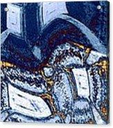 Abstract Fusion 137 Acrylic Print