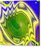 Abstract Fusion 157 Acrylic Print