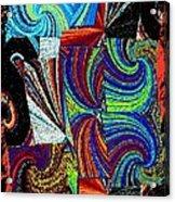 Abstract Fusion 37 Acrylic Print