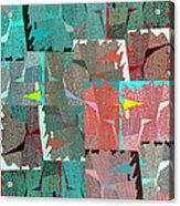 Abstract Fusion 39 Acrylic Print