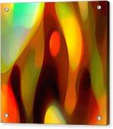 Abstract Rising Up Acrylic Print