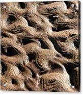 Abstract Sand 3 Acrylic Print