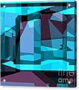 Abstract Sin 29 Acrylic Print