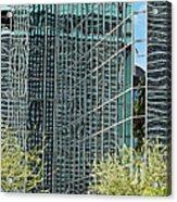 Abstract Walls Acrylic Print