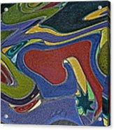 Abstract Xii Acrylic Print