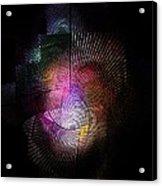 Abstract110111b Acrylic Print
