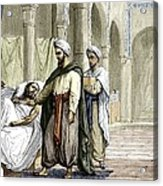 Abulcasis, Islamic Physician Acrylic Print
