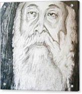 Abune Zena Markos-in Memory Of The Great Bishop Acrylic Print