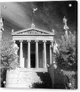 Academy Of Athens Acrylic Print
