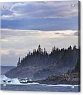 Acadian Cove Acrylic Print