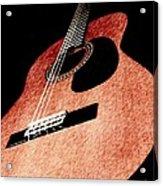 Acoustica Acrylic Print