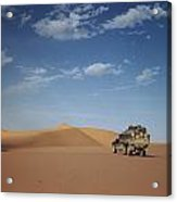 Ad Dahna Is The Red Sand Desert, Twenty Acrylic Print