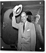 Adlai Stevenson (1900-1965) Acrylic Print by Granger