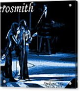 Aerosmith In Spokane 12c Acrylic Print