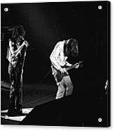 Aerosmith In Spokane 19 Acrylic Print
