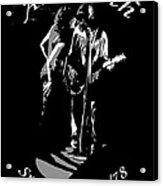 Aerosmith In Spokane 1b Acrylic Print
