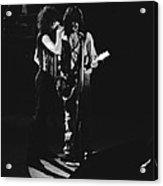 Aerosmith In Spokane 2 Acrylic Print