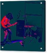 Aerosmith In Spokane 23e Acrylic Print