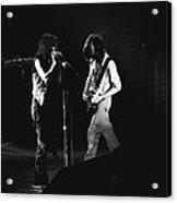 Aerosmith In Spokane 29 Acrylic Print