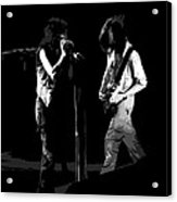 Aerosmith In Spokane 29a Acrylic Print