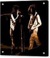 Aerosmith In Spokane 29b Acrylic Print