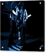 Aerosmith In Spokane 2b Acrylic Print