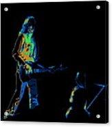Aerosmith In Spokane 30b Acrylic Print