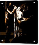 Aerosmith In Spokane 31b Acrylic Print