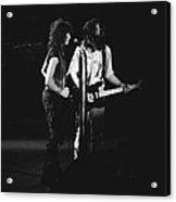 Aerosmith In Spokane 32 Acrylic Print