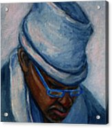 African American 1 Acrylic Print