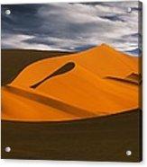 African Dunes Acrylic Print