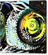 After Acidfish 72 Acrylic Print