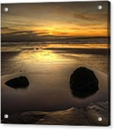 After Tide Out Acrylic Print