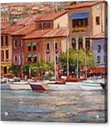 Afternoon Light In Cassis Acrylic Print