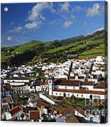 Agua De Pau Acrylic Print