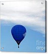 Air Balloon Cloud Nine Acrylic Print