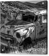 Air Conditioned By Bullet Acrylic Print