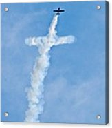 Air Cross Acrylic Print