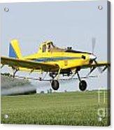 Air Plane  Acrylic Print